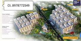 PATANCHERU LUXURIOUS APARTMENT FLATS IN GATED COMMUNITY
