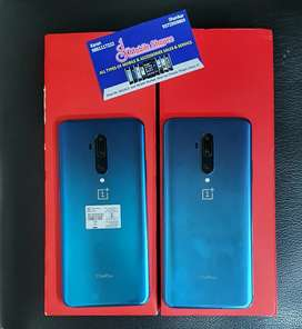 One plus 7t pro 8gb 256gb brand new phone with all Bill box n charger.