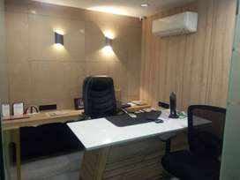 luxurious fully furnished office on rent located at prime area