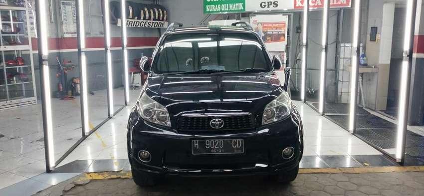 Toyota Rush S 2012 AT Hitam (Premium) 0