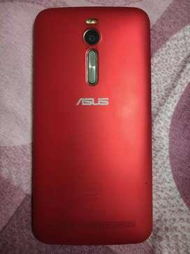 Asus Zenphone 2 ,Matte Red phone, 4G Volte, 20MP Camera , Intel Inside