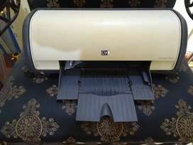 Fully functional Hp and HCL printer