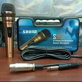 Mic kabel SHURE S-96