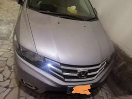 Honda city fuel 17