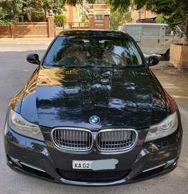 BMW 3 Series 2011-2015 320d Luxury Line, 2012, Diesel