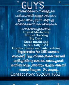 Freelance online  study