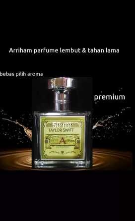 Parfum Arriham 50 ml.no alkohol .taylor swift .baccarat.roman wish