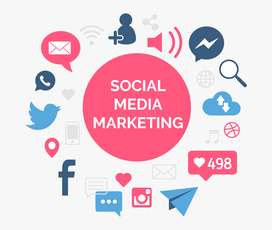 Wanted experienced Female for social media marketing