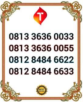 Kartu perdana simPATI nomor cantik telkomsel