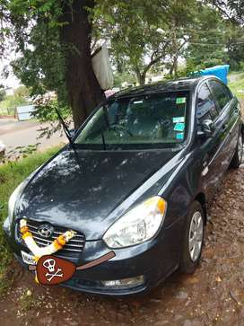 MH passing Hyundai Verna 2007 Petrol Good Condition