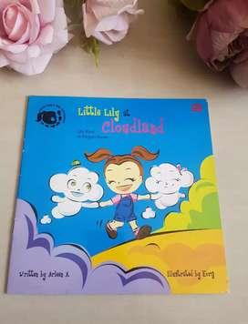 Buku cerita anak dua bahasa