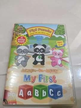 CD edukasi anak Pipi Panda