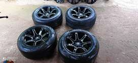 15 inch alloys for sale