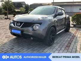 [OLXAutos] Nissan Juke 1.5 RX Bensin A/T 2011 Abu-Abu #BerkatPrima