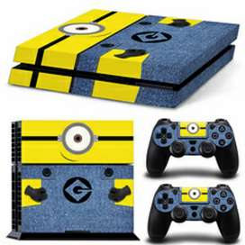 PS4 Skin Sticker for PS4 Console and Controller