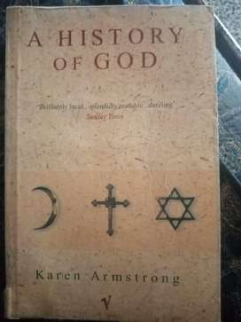 A History of God is a book by Karen Armstrong.