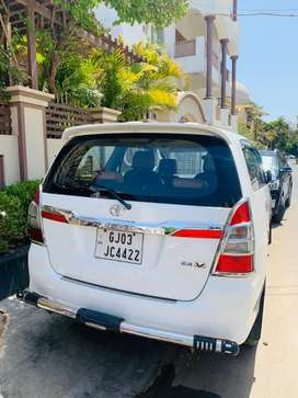 Toyota Innova 2016 Diesel Well Maintained.