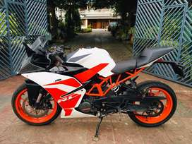 RC 200 bs4 with good condition on perfect engine