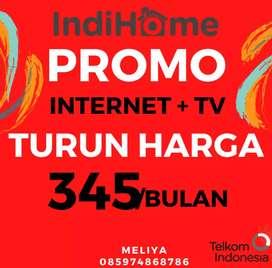 PROMO INTERNET TV INDIHOME TJK PUSAT