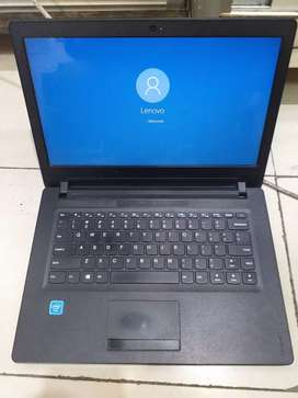 Laptop Lenovo Ideapad 110 Intel N3160 Quad Core