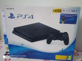 Ps4 slim 500 Gb brand new available