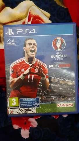 Kaset PS4 PES2018