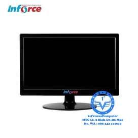 "MONITOR INFORCE 15.6"" LED 1560NH + HDMI / LED INFORCE / MON04-IF"