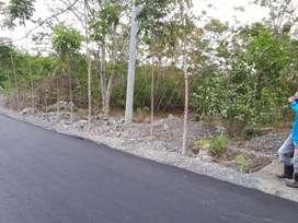 Jual Tanah ukuran 25 x 100 m2 sangat cocok untuk bikin bedakan/kos