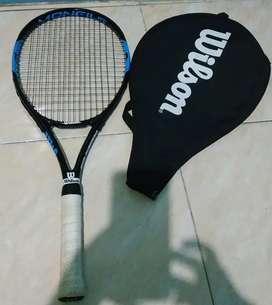 Raket Tenis wilson Monfils power 105