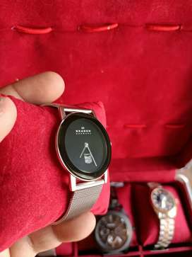 Original Skagen Chevron ladies watch
