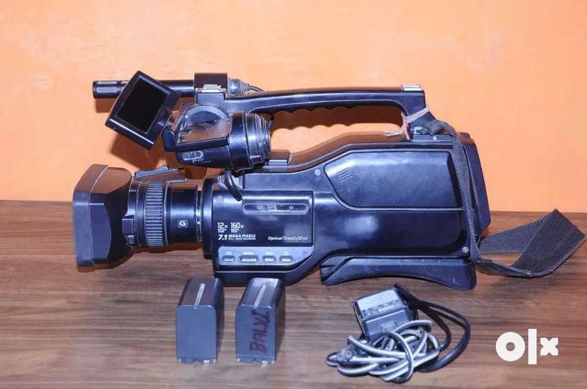 Movie camera 1500p 0