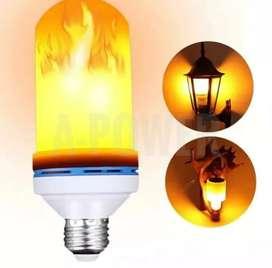 [BANTING HARGA] Lampu LED Efek Api / Obor / Flame 10W
