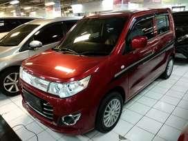 Suzuki Karimun wagon R Gs matic 2016 bisa kredit atau tukar tambah