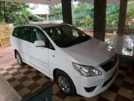 2013 Toyota Innova diesel 220000km.. new test.. insurance.. tyres