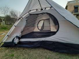 Camping tent  from 1 to 15 person