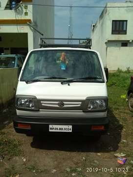 Maruti omini available for attached