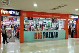 Requirement for shopping Mall male and female candidate...