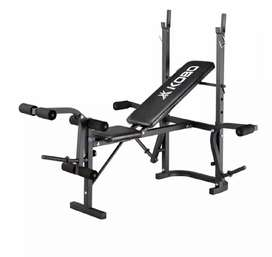 Home Gym foldable fitness bench
