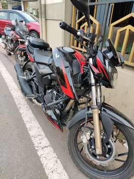 New TVS Apache rtr 200 abs