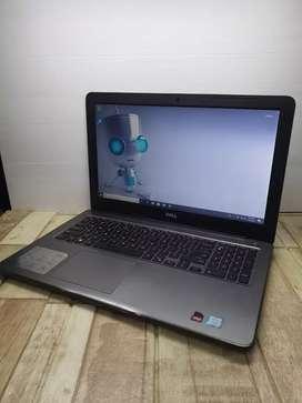Dell Inspiron 5567 Core i7-7500u Ram 8 Gb Hdd 1Tb VGA AMD M440-4Gb