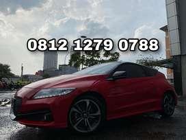 TDP SUPER RINGAN Honda CRZ 1.5 Hybrid Coupe 2016 Red Harga Nego Banyak