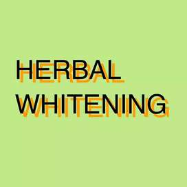 Cream wajah herbal whitening
