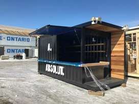 CONTAINER/STAND/BOOTH CONTAINER/TRUCK CONTAINER/SEMI FOOD CONTAINER