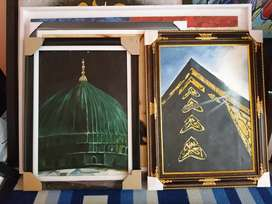 Lukisan Ka'bah Mekah