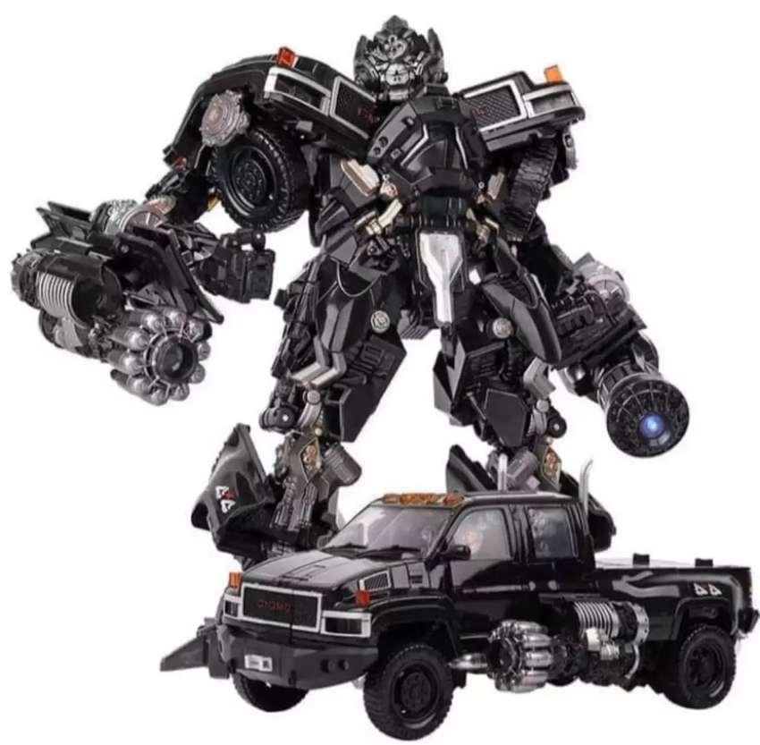 Jual Mainan Transformer Ironhide / LS-09 Weaponeer (BMB) 0