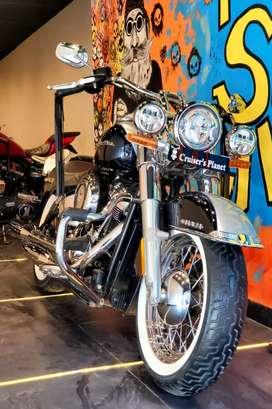 Harley Davidson Deluxe 107