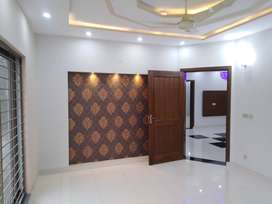 10 Marla Facing Park Brand New House Opposite Grand Mosque Bahria Town