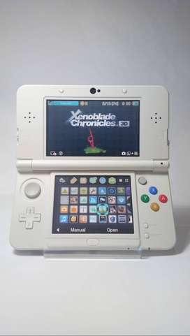 Nintendo New 3DS Reguler White