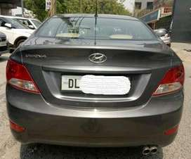 Hyundai Fluidic Verna 1.6 CRDi S, 2013, Diesel