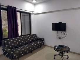 2 bhk fully furnished Podium flat.